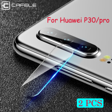 CAFELE Camera Lens Protector For Huawei P30 pro 2 PCS Tempered Glass for huawei p30 Back Protective Full Slim Cover