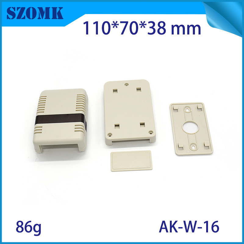 (10 pcs)electronics project plastic box abs enclosures for electronics 110*70*38mm enclosure plastic case for electronics box