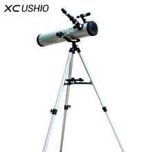 Buy 1 Set Large Aperture 350 Times Zooming Reflective Astronomical Telescope for Space Celestial Heavenly Body Observation F76700