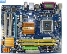 Darmowa wysyłka 100% oryginalna płyta główna dla gigabyte ga-g31m-es2c ddr2 lga775 desktop board półprzewodnikowy zintegrowany g31m-es2c