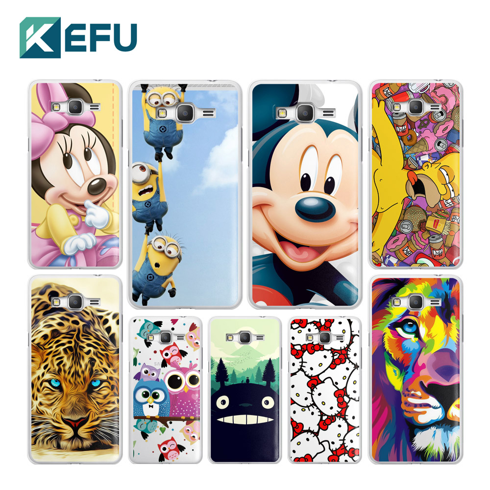 Grand prime G530 case for fundas samsung galaxy grand prime TheSimpsons PC G531 cover for coque samsung galaxy grand prime case