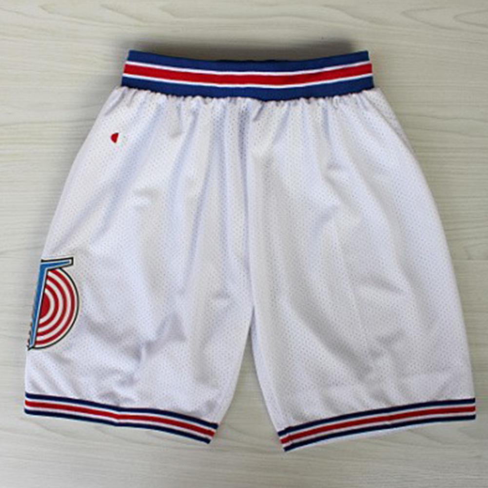 Mounchain Retro siatka fajne spodenki sportowe sportowe do koszykówki drużyny spodenki krótkie spodnie miękka bawełniana bawełniany materiał dorośli spodnie S-XL