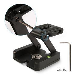 Image 4 - Orsda Z Type Pan Tripod Head Flex Folding Z Flex Tilt Head for Canon Nikon Sony DSLR Camera Aluminum Alloy Tripod Heads Solution