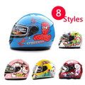 High-grade children full face kids motorcycle  helmet children warm winter helmet 205