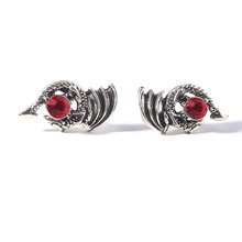 Game Of Thrones Earrings Fashion Jewelry Stark Targaryen Dragon Drop Earrings For Women Girls Cpsplay Gift цена