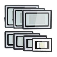 10w/30w/100W/200W/300W Led Spotlight Ip65 Waterproof of Flood Lights Outdoor AC220V Spotlight Outdoor Led Reflector Focos Light