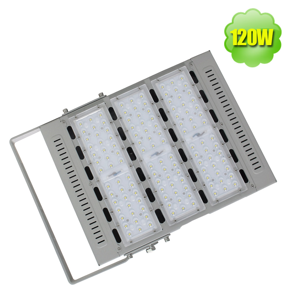 Outdoor IP65 120 Watt Led Flood Light Replace 400W HPS Light Fixtures