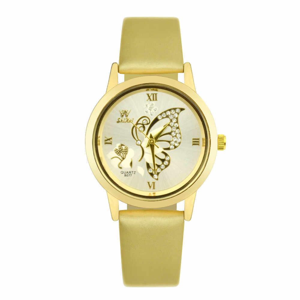 פרל ריינסטון שמלת שעון נשים רב Creative חיוג נשים שעון שעוני יד לנשים גיל ילדה שעון גברים Saat ביאן יוקרה # D