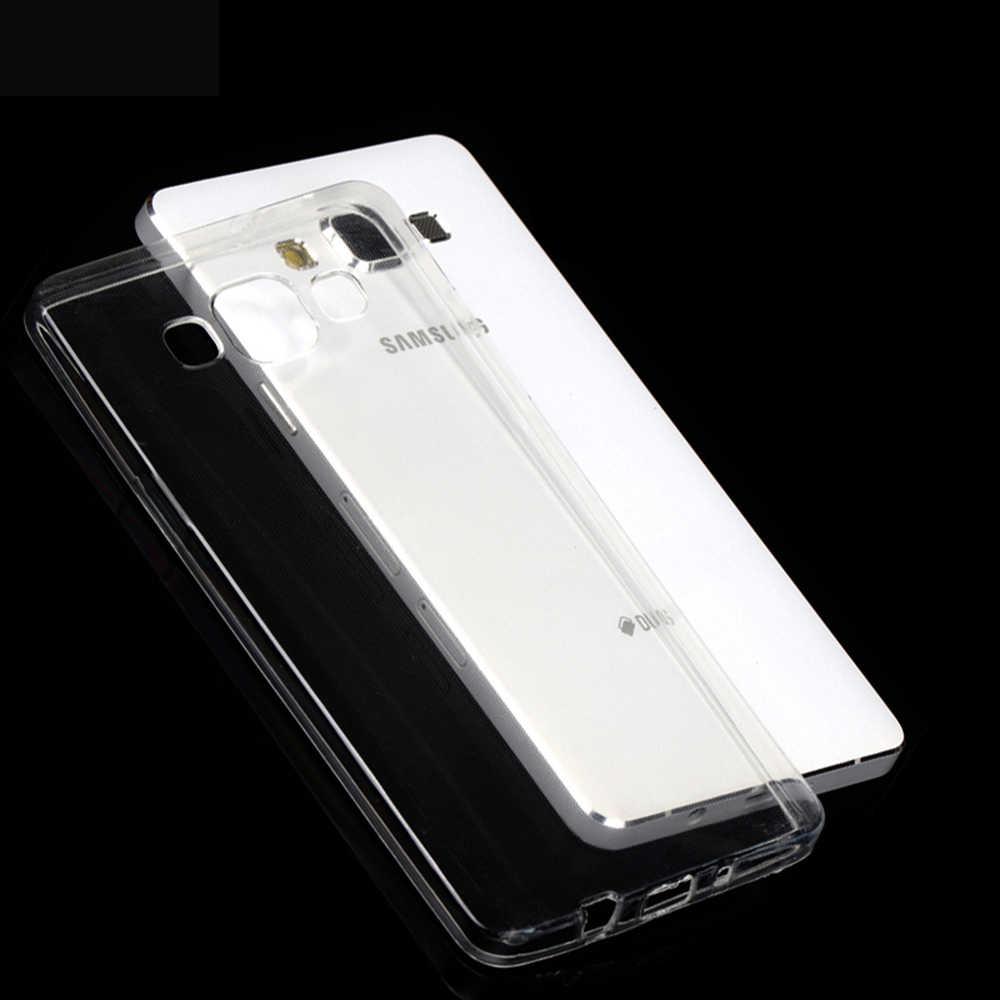 Nuevo estuche para teléfono suave para Samsung S3/s4/s5/s6/s7/s8/s9 para edge Plus A3/a3100/a5/a9 J3/j3110/j5/j7 cubierta de Tpu