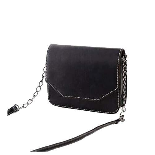 VSEN Hot Mini Fashion Belt Leather Handbags Women Vintage Messenger Bag Ladies Party Purse Wedding Clutches Famous Shoulder Ba