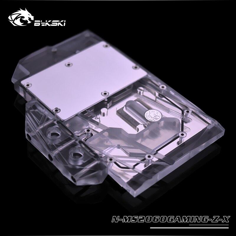 MSI GeForce RTX 2060 Gaming Z 6G, 6GB GDDR6 water block (13)