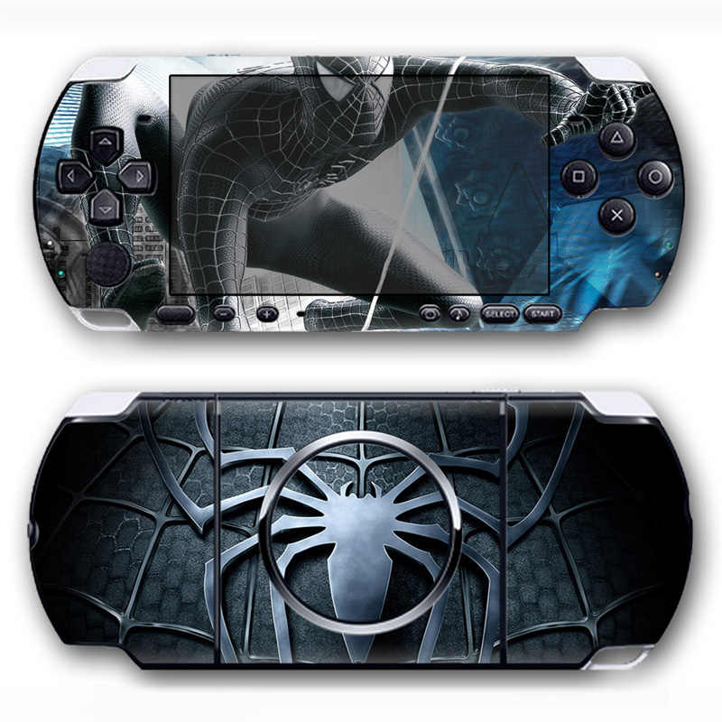 Free drop shipping 2018 maunufactureing good quality vinyl games sticker for Sony PSP 3000 skin sticker#TN-PP3000-5094