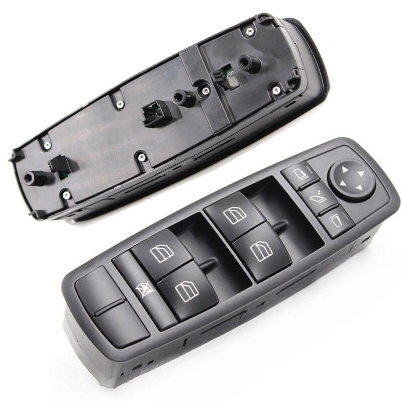 Haute qualité pour Mercedes W164 GL320 GL350 GL450 ML320 ML350 ML450 vente chaude 2518300290/A2518300290 interrupteur de fenêtre d'alimentation
