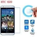 Pantalla de la película protectora para htc 620, ultra-thin clear soft pet protector de pantalla de cine para htc desire 620 620g dual sim d620u d620h