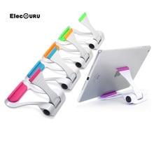 Elecguru Universal Desk Mobile Phone Stand Holder Cell Phone Foldable Adjustable font b Smartphone b font