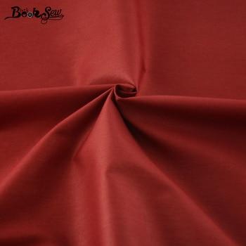 Booksew-tela 100% de algodón para costura, tela de retales de cuarto ancho,...