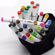 TOUCHNEW six generations fine markers alcohol oily hand painted cartoon design 30 36 40 colors manga
