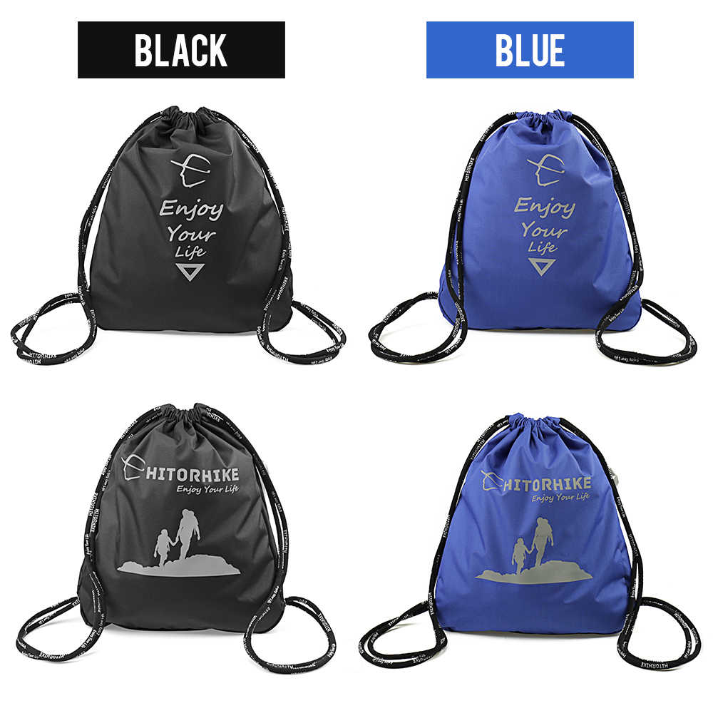 e5599b4c1517 ... Hitorhike новая спортивная сумка для Для мужчин Для женщин тренажерный  зал Фитнес рюкзак для отдыха для ...