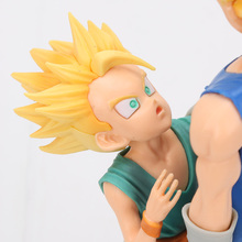 Dragon Ball Z Dramatic Vegeta Trunks Action Figure 21cm