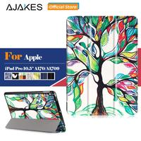 AJAKES For IPad Pro 10 5 Case Ultra Slim Lightweight Stand Smart Cover For New IPad