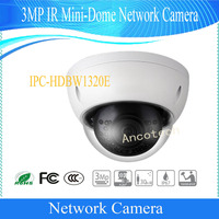DAHUA 3MP Mini IR Network Dome Camera Vandalproof IP66 With 30M IR Distance IPC HDBW1320E