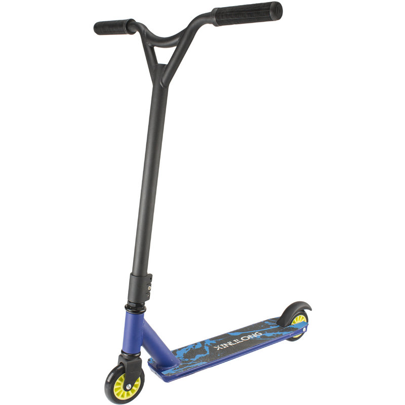 XINLILONG Stunt Scooter for teens, adult extreme scooter with 88A PU wheel, lightweight professional scooter цены онлайн