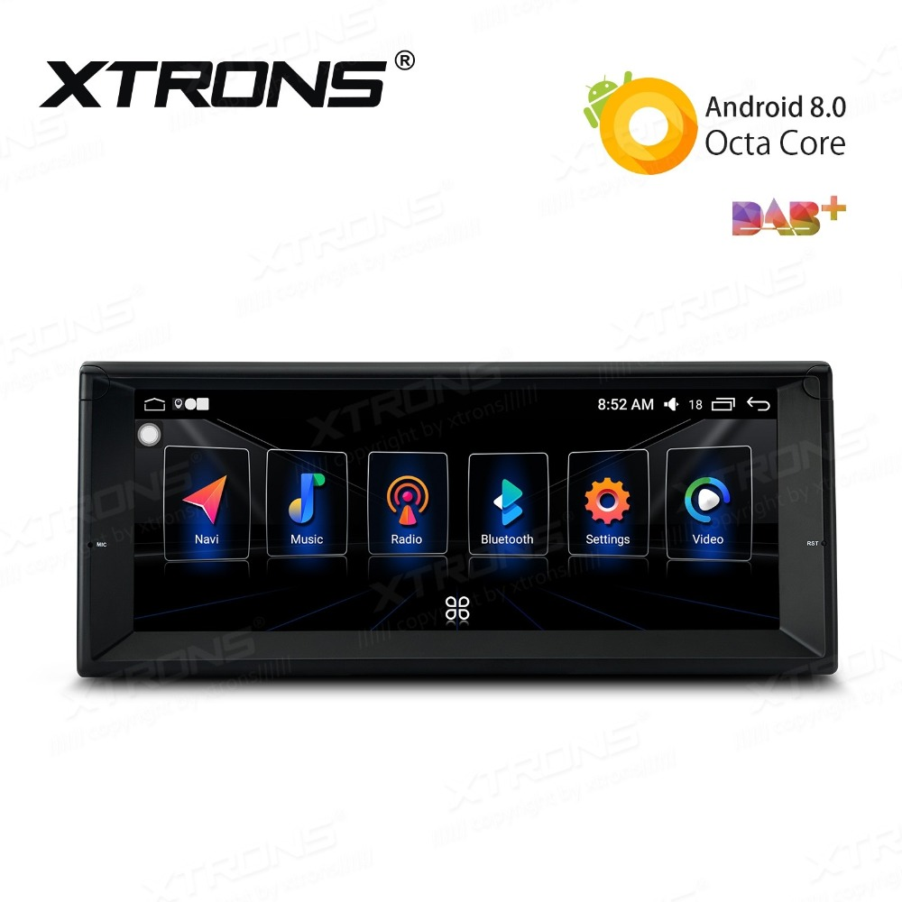 10.25'' Android 8.0 Octa Core Car auto Radio Player GPS Navigation for BMW 7 Series E38 1994-2001 E39 1995-2003 M5 1999-2003