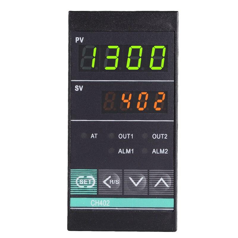 FREIES Verschiffen Ofen Digitalen Pid-temperaturregler CH402 Relaisausgang, Vertikale 48*96mm