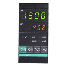 Oven Thermocontroller Digital Temperature Regulator PID Temperature Controller CH402 Relay Output,Vertical 48*96mm