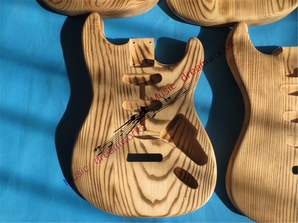 China firehawk electric guitar, T1L2  ash wood Body  original wood color.Unfinished guitar diy guitarFree shippingChina firehawk electric guitar, T1L2  ash wood Body  original wood color.Unfinished guitar diy guitarFree shipping