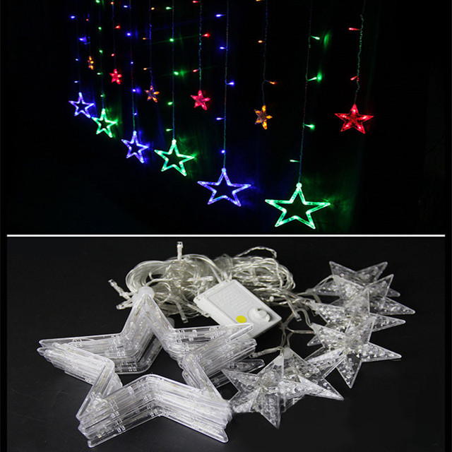 Warm White Christmas Decorations Led String