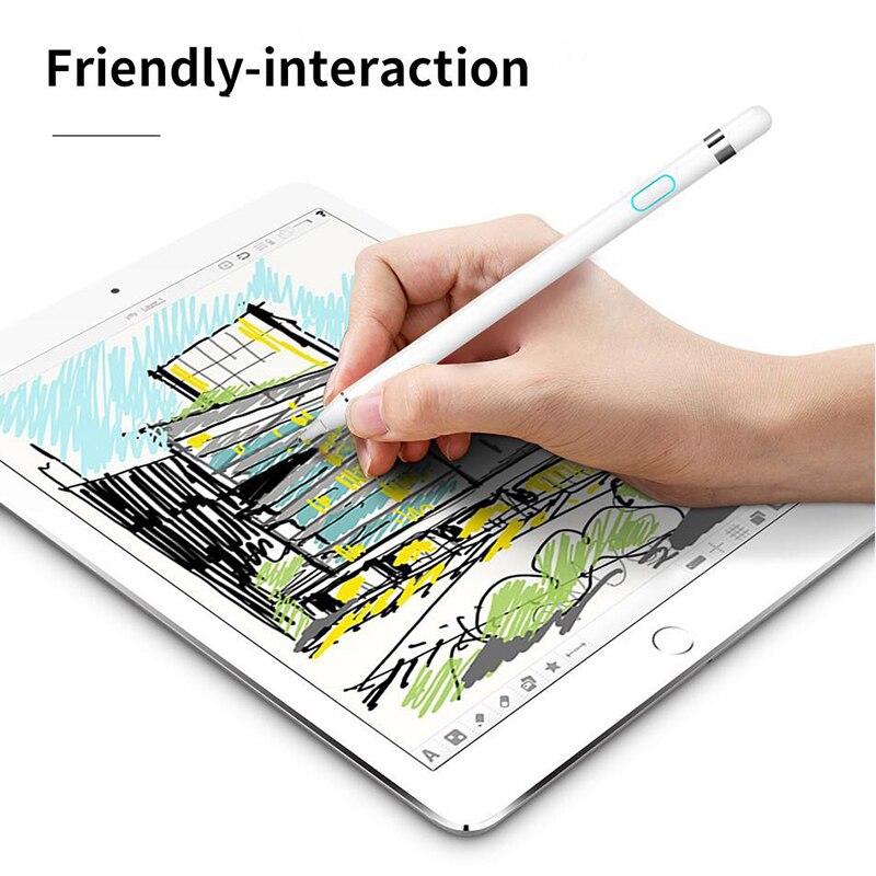 Stylus pen para ipad pro pantalla táctil para ipad mini dibujo tablet pen para samsung tablet alta precisión para apple lápiz