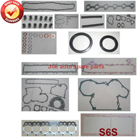 S6S S6SDT complete repair Overhaul engine full gasket set kit for  Mitsubishi forklift|Full Set Gaskets| |  -