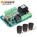 AC230V 120V раздвижные ворота открывалка мотор Блок управления PCB монтажная плата контроллера электронная карта пластина пульт дистанционного ...