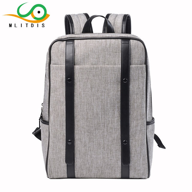 MLITDIS New Brand Cool Urban Backpack Men Unisex Light Slim ...