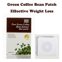 (3 Months Supply) FiiYoo Pure Green coffee bean extract diet weight loss patch fast slimming for man and women Fat Burner