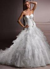 A-92 Beautiful A-line Sweethrart Organza Wedding Dress Designer средство защиты beautiful designer shi