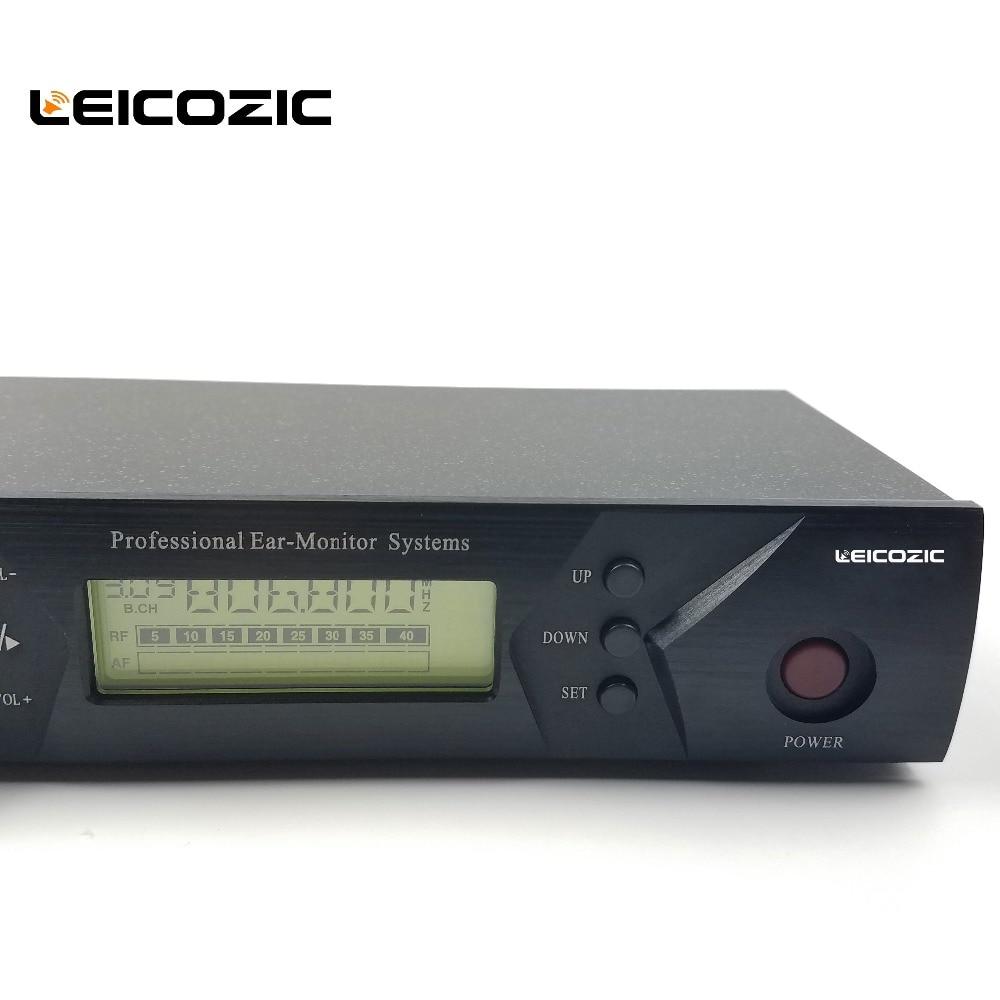 Leicozic BK510 Drahtlose In-ear-Monitor-System für bühne überwachung sound systeme in ohr monitor system persönlichen monitor wireless