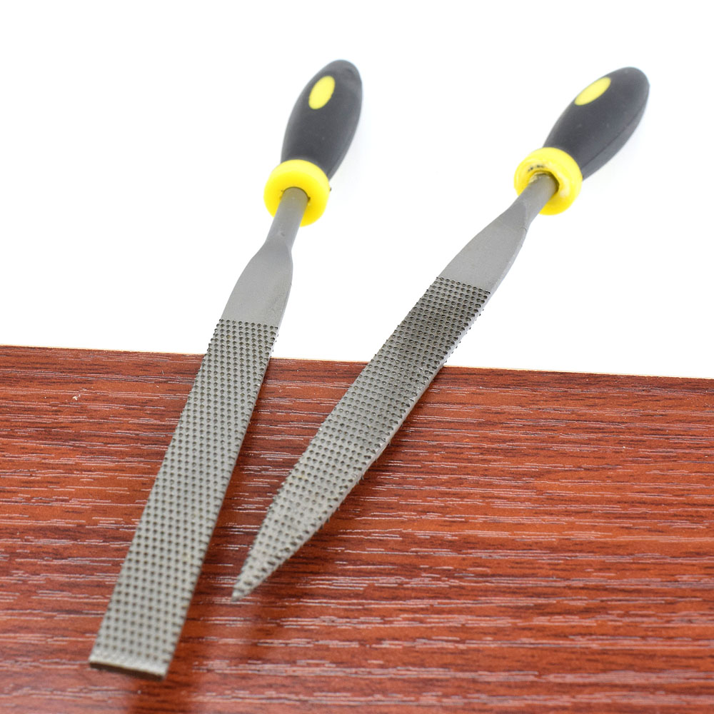 6pcs Hand File Set Rasp Woodworking Filling Tools Needles ...