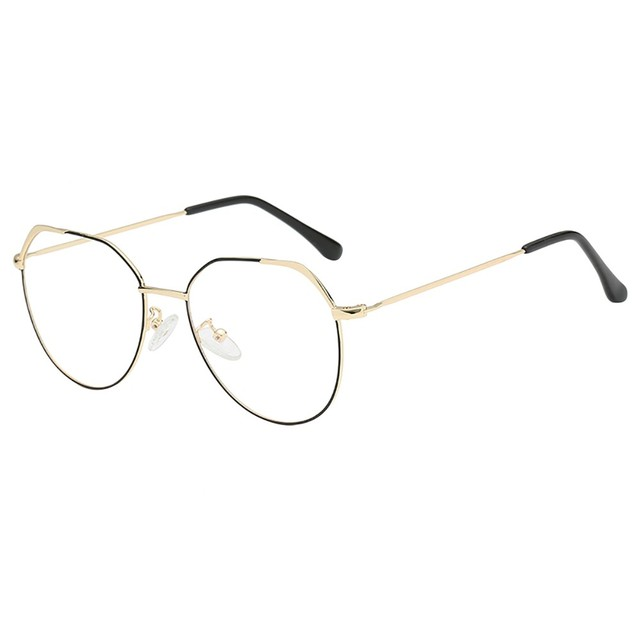 57e64f93b feitong man women fashion design rayban sunglasses vintage geek nerd retro  sunglasses bmetal frame cat eye sunglasses#y25
