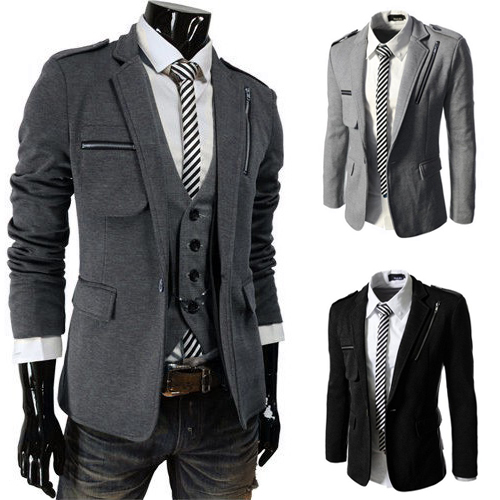 Popular Mens Belted Blazer-Buy Cheap Mens Belted Blazer lots from