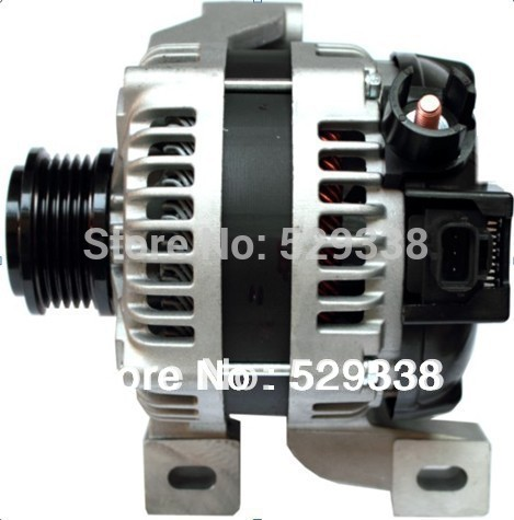 새로운 100% high amp alternator 150a 1042103560 104210-3560 3m5t10300sc 3m5t-10300-sc for volvo