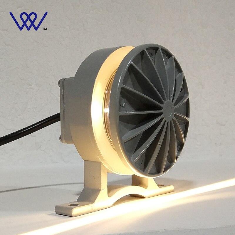 VW LED Projector light CREE 4W Spotlight 110V modern Outdoor light 220v aluminium window linear lights