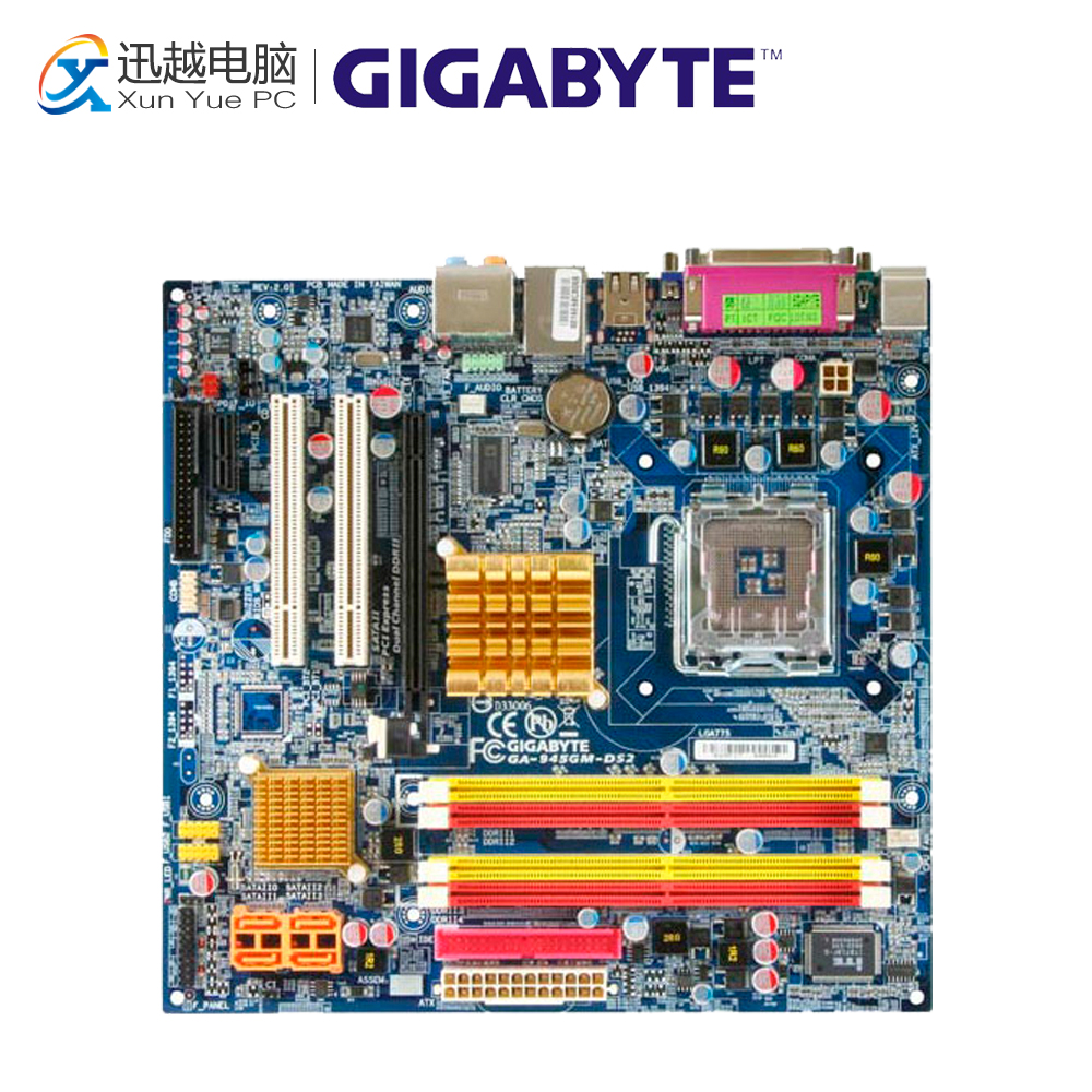 Gigabyte GA-945G-S3 Drivers for Windows 10