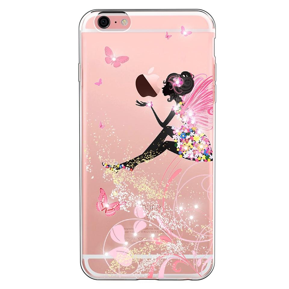Γνήσια θήκη για iPhone 6 6S Plus iPhone 7 Plus 5 5S SE - Ανταλλακτικά και αξεσουάρ κινητών τηλεφώνων - Φωτογραφία 5