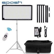 Spash FL-3060 Studio Licht Flexible Matten LED Video Licht Foto Lampe Fernbedienung 384 LEDs CRI90 LED Lampe für Youtube kamera