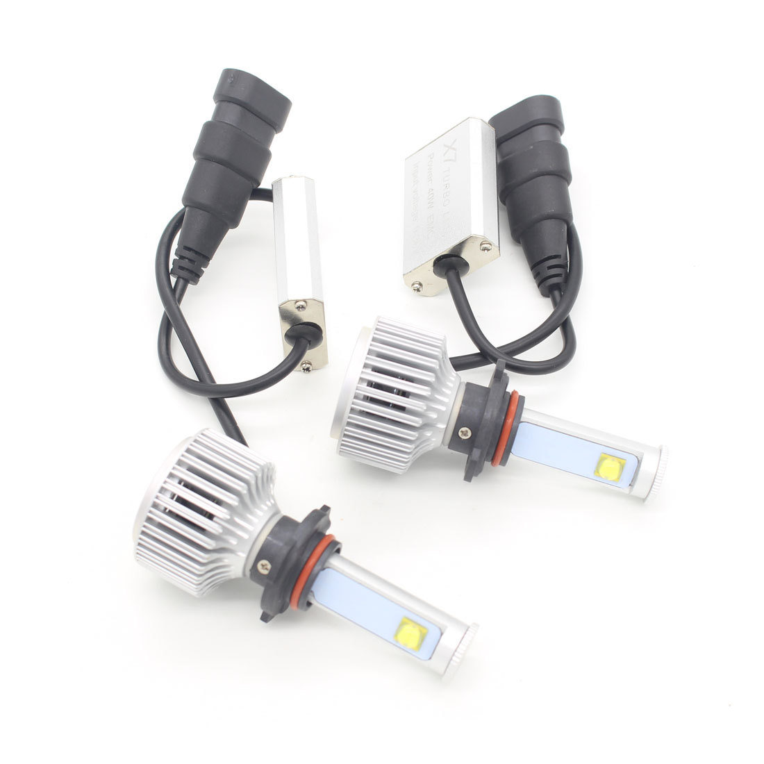 Set LED Car Auto Headlight External Light DRL Parking Fog Light Conversion Kit H11 H4 H7 H1 H13 H3 9006 9005 880 881 LED Bulb one set car led headlight bulbs 13200lm 110w h7 h11 h1 h4 9005 9006 white 6000k led headlight conversion kit