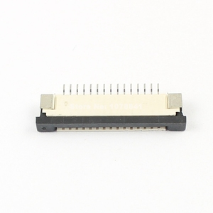 Image 2 - 50 Pcs Per Lot FPC FFC 1mm Pitch 15 Pin Drawer Type Ribbon Flat Connector Top Contact