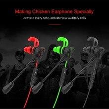 Bedrade Cool Gaming Koptelefoon Gamer In Ear Oordopjes Stijl Ontwerp Universele Met Microfoon Volumeregeling Oortelefoon Alleen Gebruikt Voor Telefoon