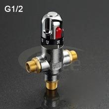 Brand New Brass Thermostatic Mixing Valve,G1/2